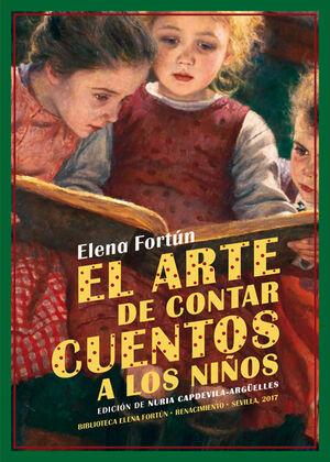 EL ARTE DE CONTAR CUENTOS A LOS NIÑOS