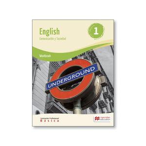 FP BÁSICA 1 - ENGLISH WORKBOOK 1 2018
