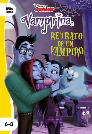 VAMPIRINA. RETRATO DE UN VAMPIRO