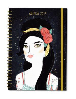 AGENDA ANUAL SEMANA/VISTA MARÍA HESSE 2019