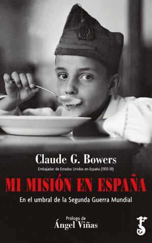 MI MISIÓN EN ESPAÑA