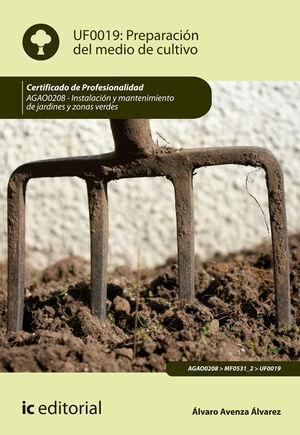 PREPARACION DEL MEDIO DE CULTIVO. AGAO0208 - INSTALACION Y MANTEN