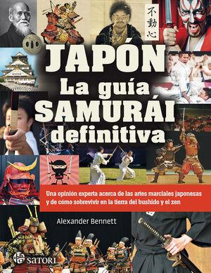 JAPÓN LA GUÍA SAMURAI DEFINITIVA
