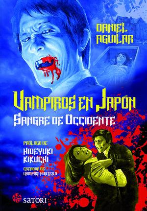 VAMPIROS EN JAPON : SANGRE DE OCCIDENTE