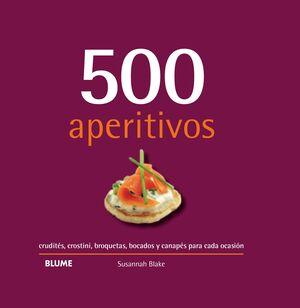 500 APERITIVOS (2019)