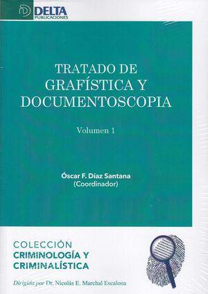 TRATADO DE GRAFISTICA Y DOCUMENTOSCOPIA