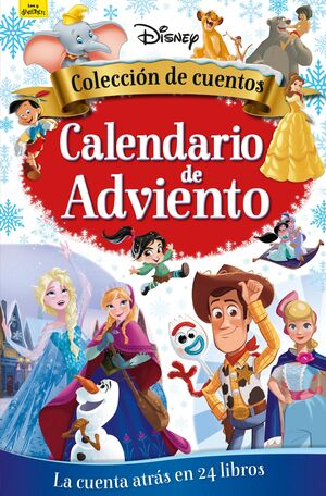 DISNEY. CALENDARIO DE ADVIENTO