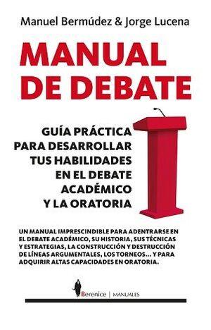MANUAL DE DEBATE