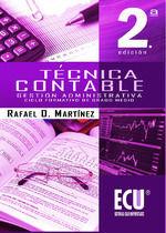 TÉCNICA CONTABLE. 2.ª ED.