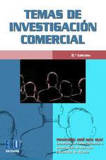 TEMAS DE INVESTIGACION COMERCIAL (8.ª EDICION)