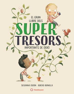 EL GRAN LLIBRE DELS SUPERTRESORS