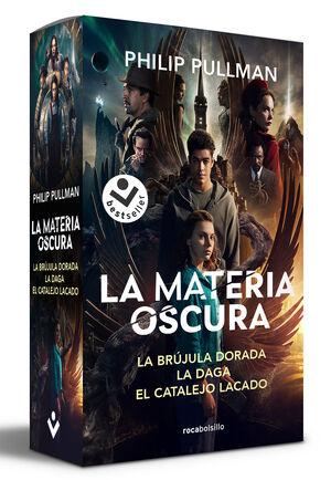 LA MATERIA OSCURA (ESTUCHE)