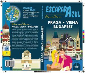 PRAGA, VIENA Y BUDAPEST ESCAPADA