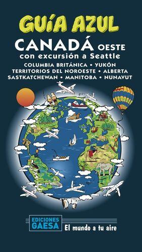 CANADA OESTE NOVEDAD