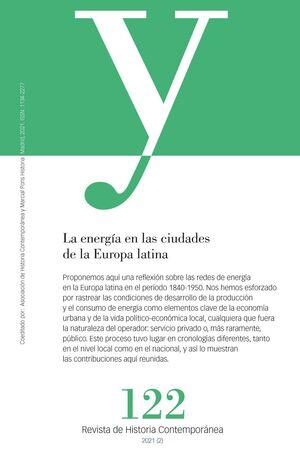 LA ENERGÍA EN LAS CIUDADES DE LA EUROPA LATINA