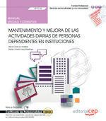 MANUAL MANTENIMIENTO Y MEJORA DE LAS ACTIVIDADES DIARIAS D