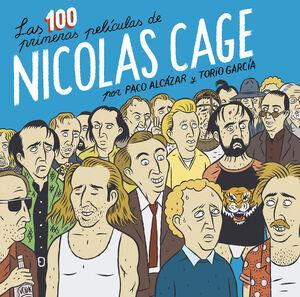 LAS 100 PRIMERAS PELICULAS DE NICOLAS CAGE