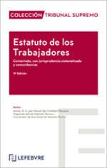 ESTATUTO DE LOS TRABAJADORES COMENTADO 11ª ED.