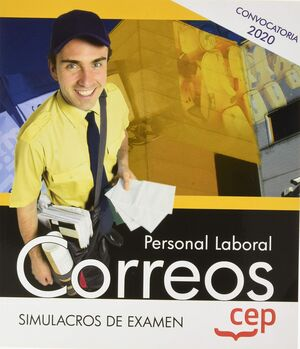 PERSONAL LABORAL CORREOS SIMULACROS DE EXAMEN