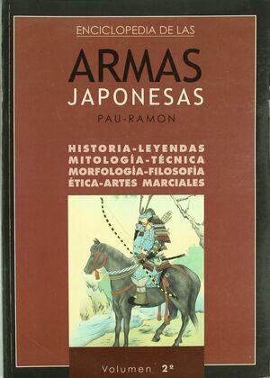 ENCICLOPEDIA DE LAS ARMAS JAPONESAS II