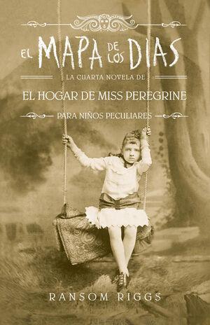 HOGAR MISS PEREGRINE 4: MAPA DE LOS DIAS