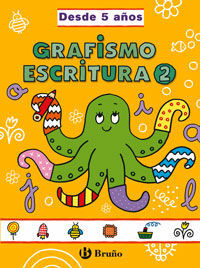 GRAFISMO Y ESCRITURA 2 (DESDE 5 AÑOS)