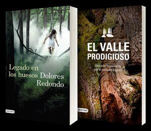 LEGADO EN LOS HUESOS PACK + LA GUÍA MÁGICA DEL BAZTÁN
