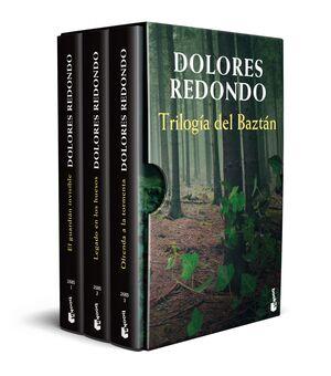 TRILOGÍA DEL BAZTÁN (BOLSILLO)