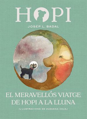 HOPI 10. EL MERAVELLÓS VIATGE DE HOPI A LA LLUNA