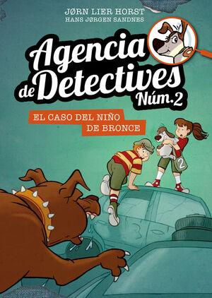 AGENCIA DE DETECTIVES NÚM. 2 - 7. EL CASO DEL NIÑO DE BRONCE