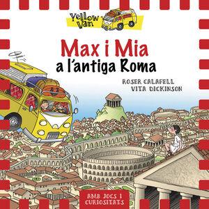 YELLOW VAN 12. MAX I MIA A L'ANTIGA ROMA