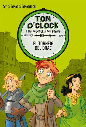TOM O'CLOCK 7. EL TORNEIG DEL DRAC