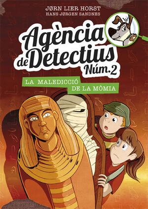 AGÈNCIA DE DETECTIUS NÚM. 2 - 12. LA MALEDICCIÓ DE LA MÒMIA