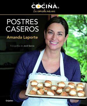 POSTRES CASEROS