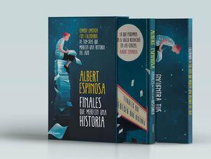 FINALES QUE MERECEN UNA HISTORIA (EDICIÓN ESPECIAL CON CALENDARIO 2020)