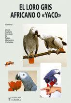 EL LORO GRIS AFRICANO O 'YACO'