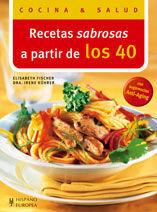 RECETAS SABROSAS A PARTIR DE LOS 40