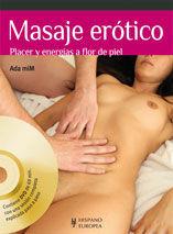 MASAJE ERÓTICO (+DVD)
