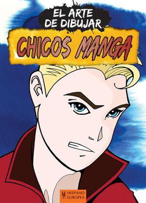ARTE DE DIBUJAR CHICOS MANGA
