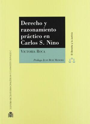 DERECHO Y RAZONAMIENTO PRÁCTICO EN CARLOS S. NINO