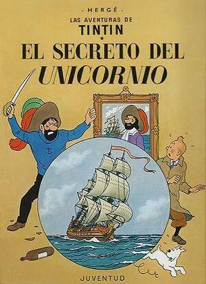TINTIN(11)Y EL SECRETO DEL UNICORNIO, EL