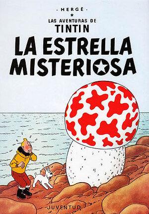 ESTRELLA MISTERIOSA, LA  TINTIN (10)