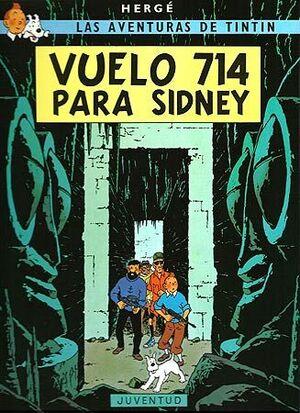 VUELO 714 PARA SIDNEY (TINTIN)(22)
