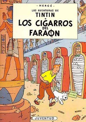 R- LOS CIGARROS DEL FARAÓN