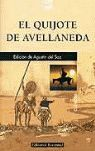 Z EL QUIJOTE DE AVELLANEDA