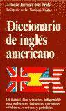 DICCIONARIO DE INGLES AMERICANO