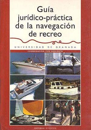 GUIA JURIDICOPRACTICA DE LA NAVAGACION DE RECREO