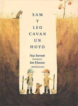 SAM Y LEO CAVAN UN HOYO