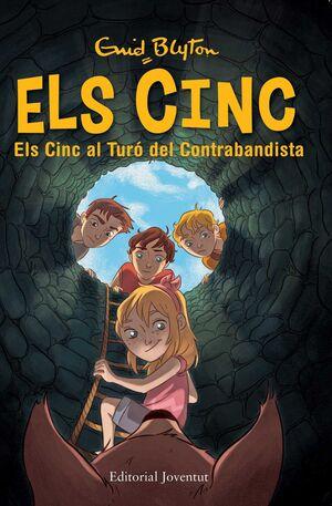 ELS CINC AL TURÓ DEL CONTRABANDISTA