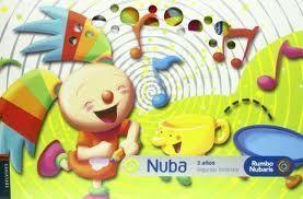 INFANTIL 3 AÑOS NUBA (PRIMER TRIMESTRE)